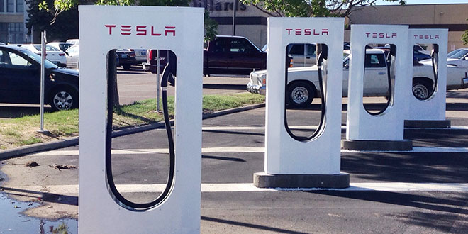 TESLA - Electric Vehicle Chargers